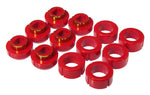 Prothane 81-87 Chevy C/K 10-30 2/4wd Body Mount - Red - 7-108