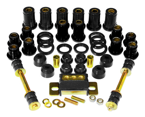 Prothane 59-64 Chevy Full Size Total Kit - Black - 7-2032-BL