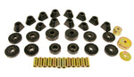 Prothane 67-72 Chevy K10 Blazer Body Mount Kit - Black - 7-105-BL