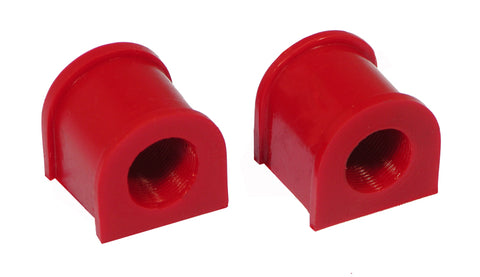 Prothane 88-91 Honda Civic/CRX Front Sway Bar Bushings - 18mm - Red - 8-1106