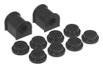 Prothane 04-05 Pontiac GTO Rear Sway Bar Bushings - 16mm - Black - 7-1183-BL