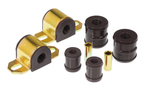 Prothane 67-81 Chevy Camaro/Firebird Rear Sway Bar Bushings - 3/4in 1-Bolt - Black - 7-1124-BL