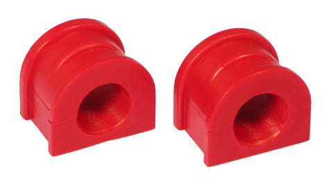 Prothane 97-04 Chevy Corvette Rear Sway Bar Bushings - 26mm - Red - 7-1180