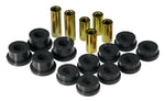 Prothane 94-96 Honda Accord Front Control Arm Bushings - Black - 8-205-BL