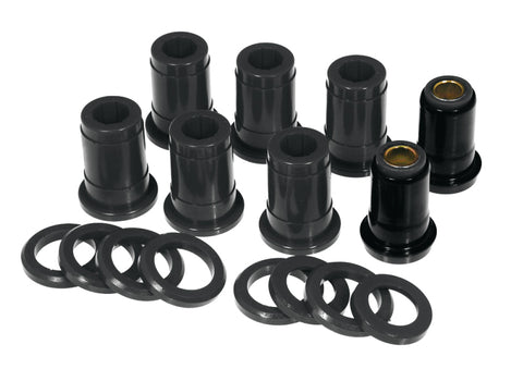 Prothane 59-64 GM Full Size Rear Upper Control Arm Bushings (for Two Uppers) - Black - 7-308-BL