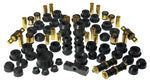 Prothane 94-00 Acura Integra Total Kit - Black - 8-2012-BL