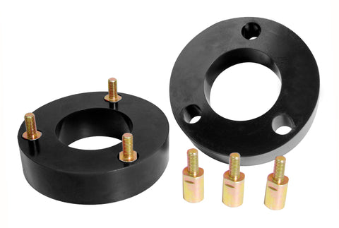 Prothane Chevy Suburban / Tahoe Coil Spacer Kit - Black - 7-1716-BL