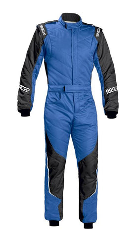 Sparco Suit Energy RS5 60 Blu/Blk - 001127360AZNR