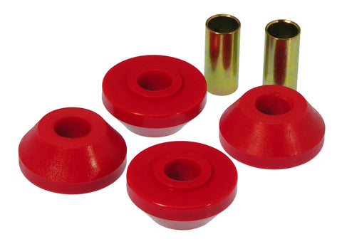 Prothane 65-70 Chevy Front Strud Rod Bushings - Red - 7-1211