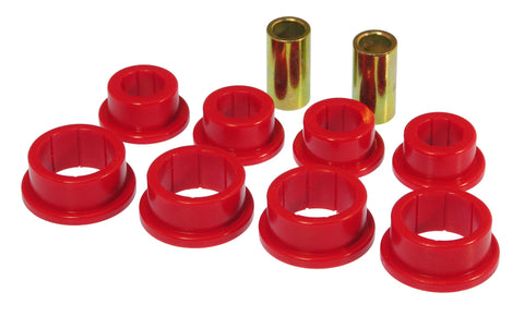 Prothane 88-96 Chevy Corvette Rear Strut Rod Bushings - Red - 7-1205