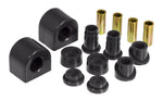 Prothane 88-96 Chevy Corvette Front Sway Bar Bushings - 24mm - Black - 7-1151-BL