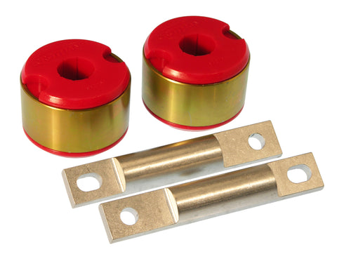 Prothane 88-00 Honda Civic Rear Trailing Arm Bushings - Red - 8-304