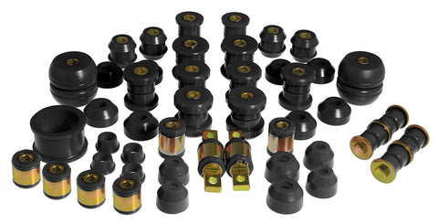 Prothane 88-91 Honda Civic Total Kit - Black - 8-2009-BL