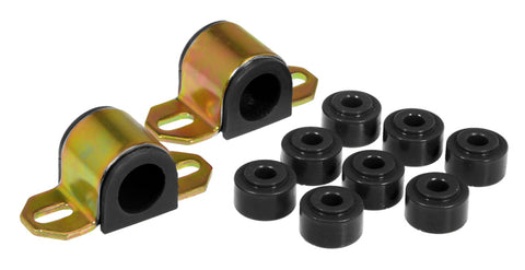 Prothane 81-91 GM Dually Rear Sway Bar Bushings - 1 1/16in - Black - 7-1103-BL