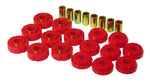 Prothane 72-81 International Scout II Body Mounts - Red - 9-101