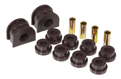 Prothane 92-99 Chevy Suburban Rear Sway Bar Bushings - 22mm - Black - 7-1140-BL