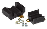 Prothane 84-92 GM F-Body Torque Arm Mount Bushings - Black - 7-1611-BL