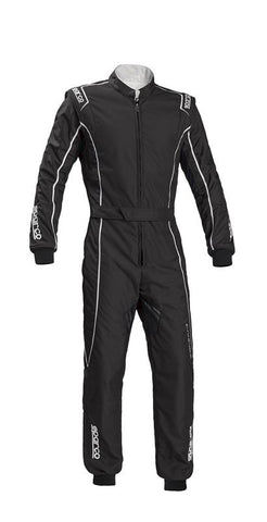 Sparco Suit Groove KS3 120 Blk/Sil - 002334NRSI120
