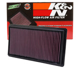 K&N 07 Mazda CX-9 3.5L-V6 Drop In Air Filter - 33-2395