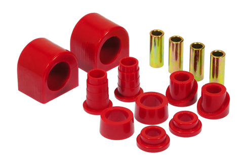 Prothane 88-96 Chevy Corvette Front Sway Bar Bushings - 32mm - Red - 7-1174