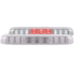 ANZO 1999-2006 Chevrolet Silverado LED 3rd Brake Light Chrome B - Series - 531074