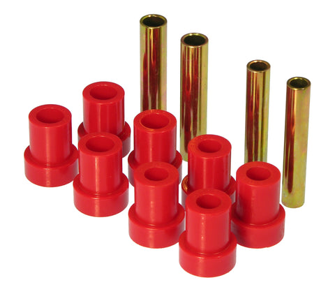 Prothane 73-91 GM Full Size Front Sway Bar Bushings - 1 1/8in - Red - 7-1109