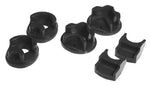 Prothane 96-00 Honda Civic 3 Mount Kit - Black - 8-1902-BL