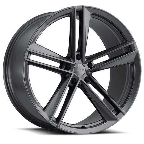 Ohm Lightning Rotary Forged Tesla Model S / X Wheels by TSW