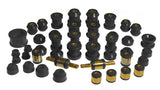 Prothane 92-95 Honda Civic Total Kit - Black - 8-2010-BL