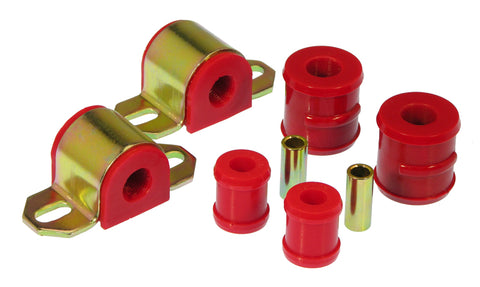 Prothane 67-81 Chevy Camaro/Firebird Rear Sway Bar Bushings - 3/4in 1-Bolt - Red - 7-1124