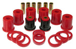 Prothane 78-95 GM Full Size Rear Control Arm Bushings - Red - 7-312