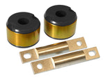 Prothane 88-00 Honda Civic Rear Trailing Arm Bushings - Black - 8-304-BL