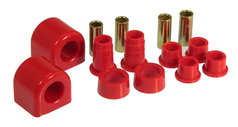 Prothane 84-87 Chevy Corvette Front Sway Bar Bushings - 26mm - Red - 7-1148