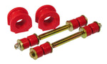 Prothane 82-00 GM S-Series 2wd Front Sway Bar Bushings - 33mm - Red - 7-1138