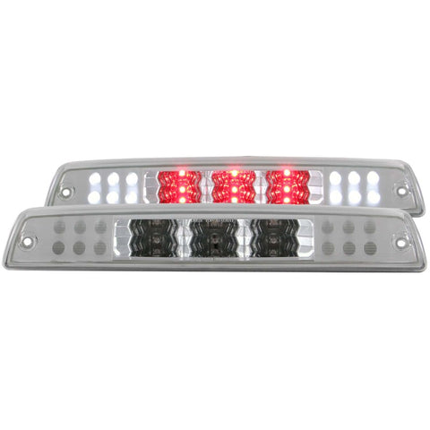 ANZO 1994-2001 Dodge Ram 1500 LED 3rd Brake Light Chrome B - Series - 531078
