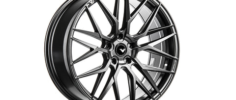 Tesla Model 3 20x9.0 Wheels Vorsteiner V-FF 107 - Carbon Graphite