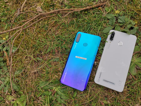 Huawei P30 Lite in Blue and Grey