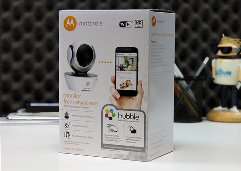 Motorola Focus Camera