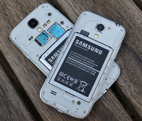 Samsung S4 and S4 Mini