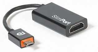 SlimPort HDMI Adapter