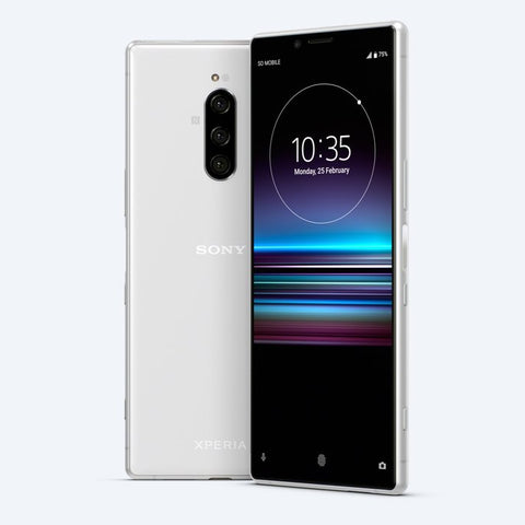 Sony-Xperia-1 in White