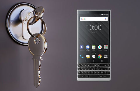 The Blackberry Key