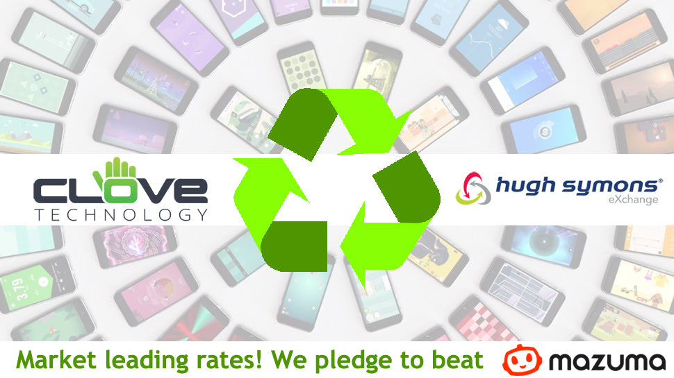 Clove Technology Smartphone Recycling