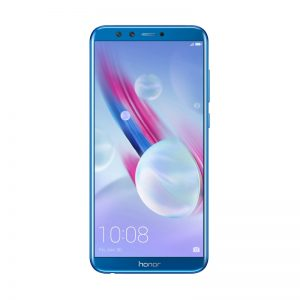 honor 9 lite blue front