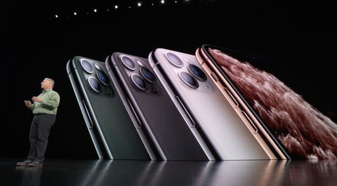 Iphone 11 pro new colours
