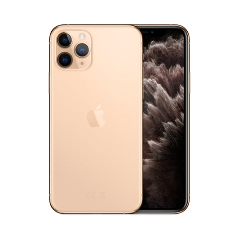 Gold iphone 11 pro