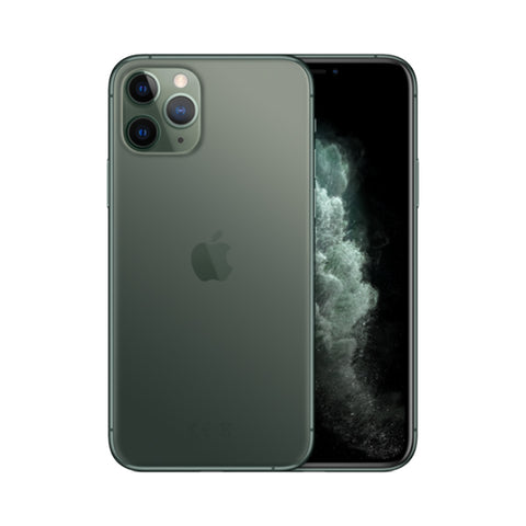 Midnight green iphone 11 pro