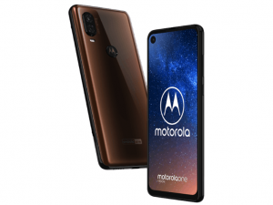 motorola one vision in Brown