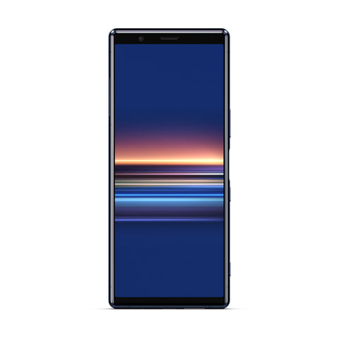xperia 5 in blue