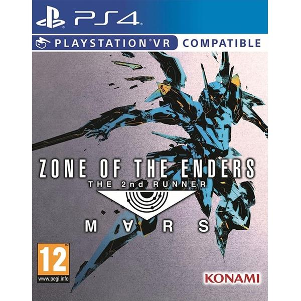 Zone Of The Enders: The 2nd Runner: Mars - PS4